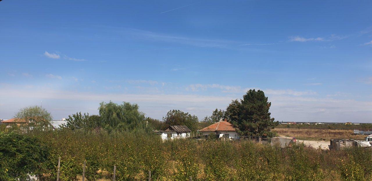 Vila la gri Padurea CERNICA, proiect deosebit, teren 1000 mp