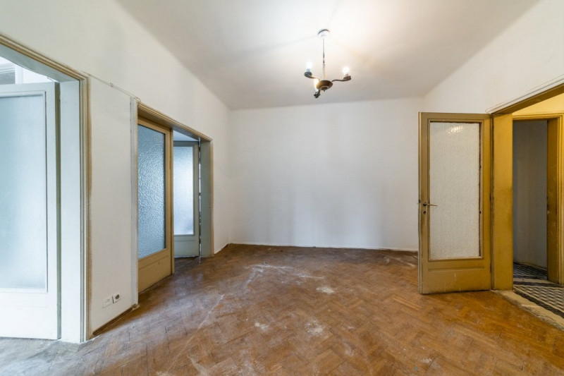 Apartament 4 camere in Cismigiu
